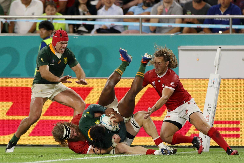 Afrique du Sud-Canada - Coupe du Monde de Rugby 2019 : Poule B