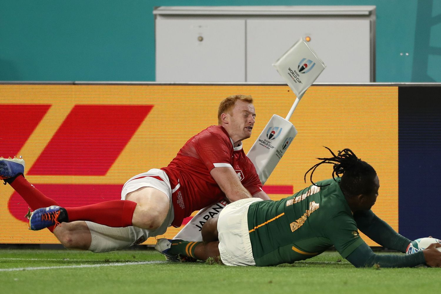 South Africa v Canada - Rugby World Cup 2019: Pool B