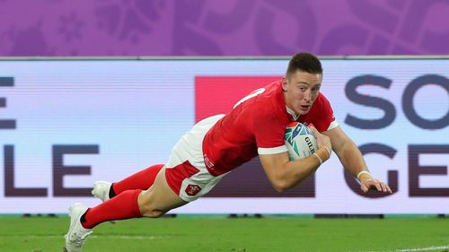 Wales v Fiji - Rugby World Cup 2019: Group D