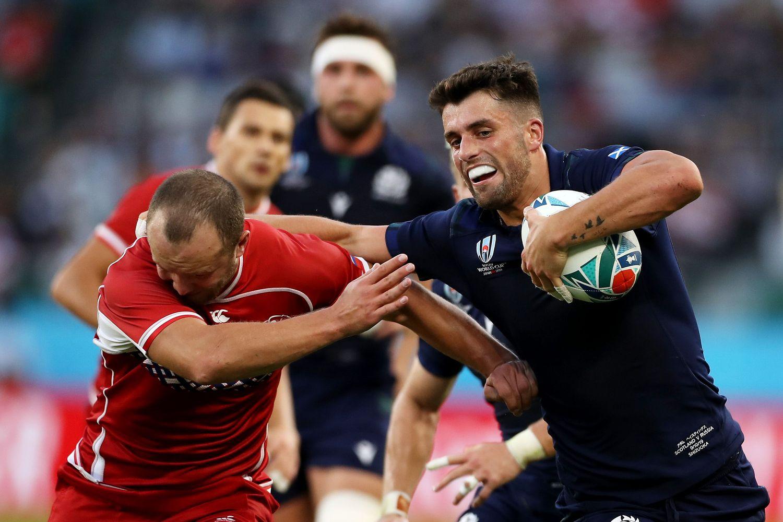 Écosse-Russie - Coupe du Monde de Rugby 2019 : Poule A