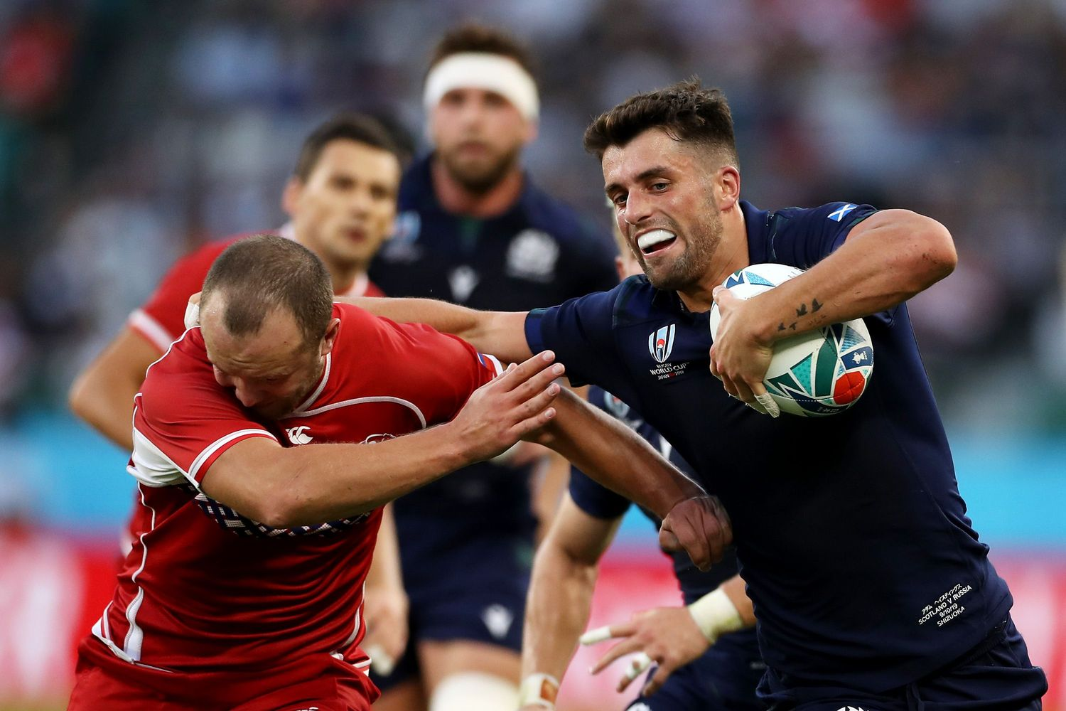 Scotland v Russia - Rugby World Cup 2019: Pool A