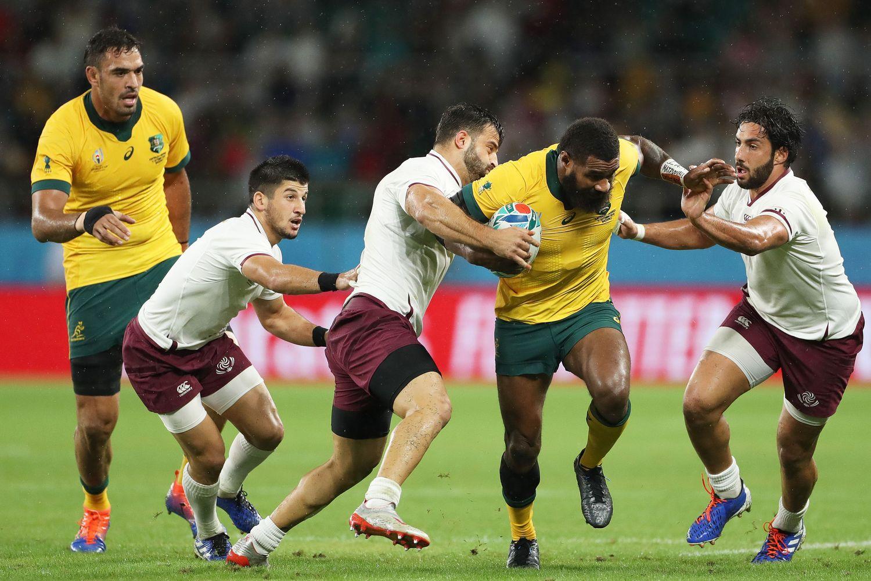 Australie-Géorgie - Coupe du Monde de Rugby 2019 : Poule D