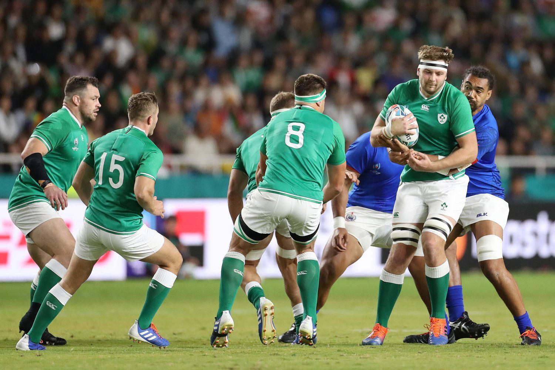 Irlanda vs Samoa - Rugby World Cup 2019: Grupo A