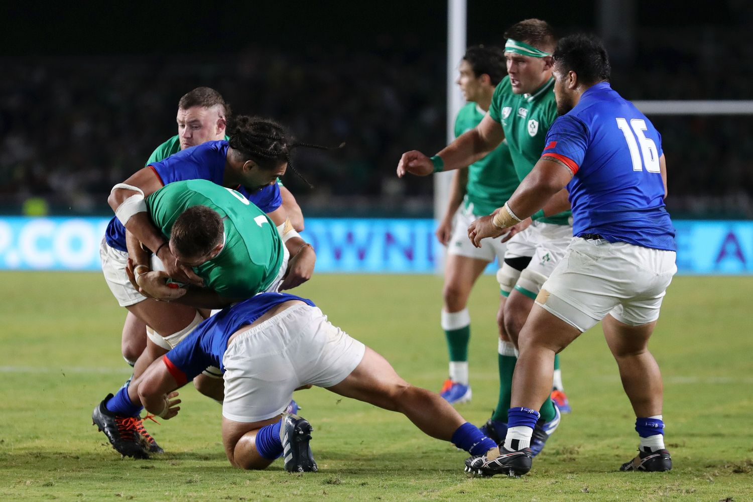 Ireland v Samoa - Rugby World Cup 2019: Pool A
