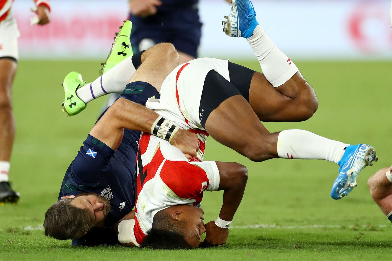 Japan v Scotland - Rugby World Cup 2019: Pool A
