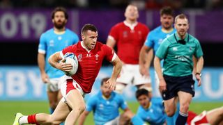 Wales v Uruguay - Rugby World Cup 2019: Group D
