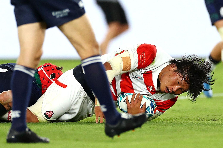 Japon-Écosse - Coupe du Monde de Rugby World Cup 2019 : Poule A