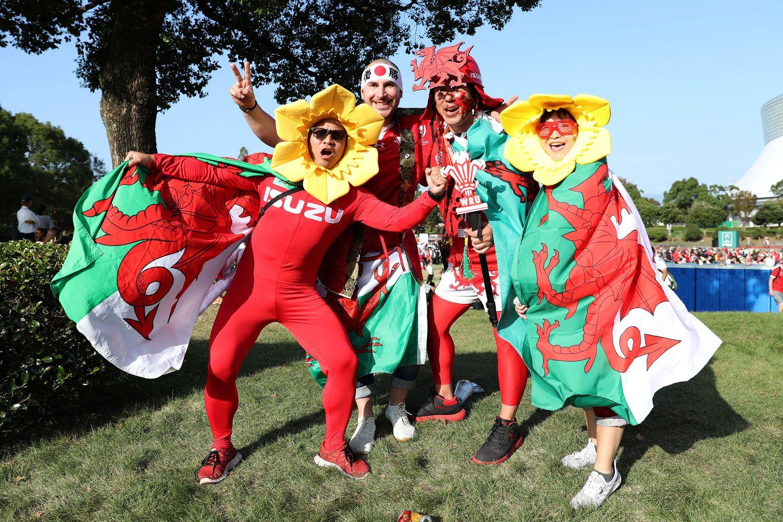 Pays de Galles-Uruguay - Coupe du Monde de Rugby 2019 : Groupe D