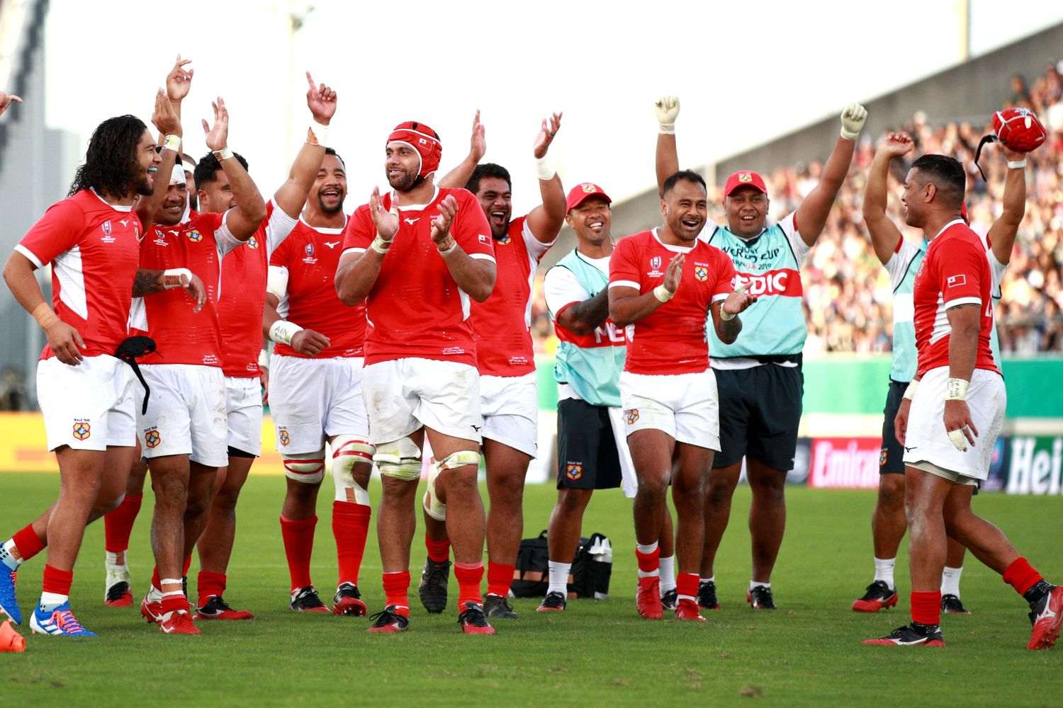 Estados Unidos vs Tonga - Rugby World Cup 2019: Grupo C