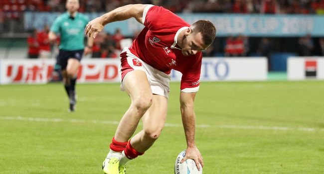 Wales v Uruguay - Rugby World Cup 2019: Pool D
