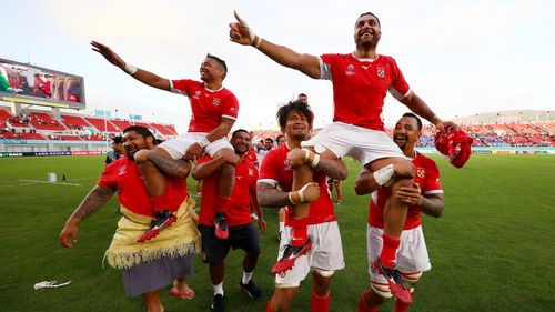 USA v Tonga - Rugby World Cup 2019: Group C