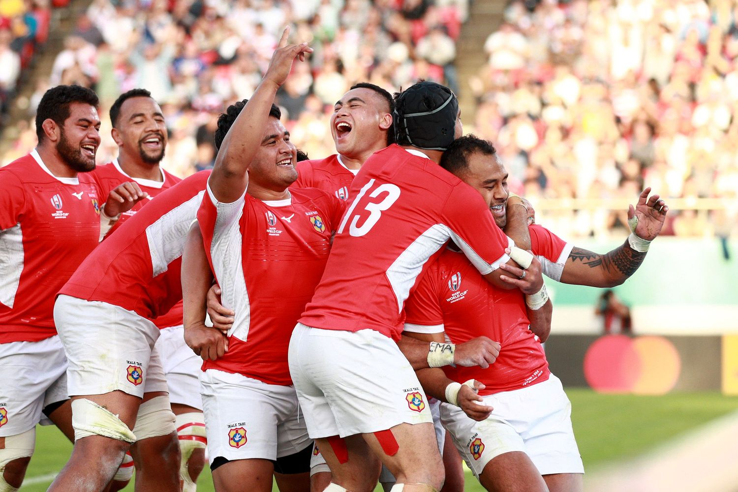 USA v Tonga - Rugby World Cup 2019: Pool C