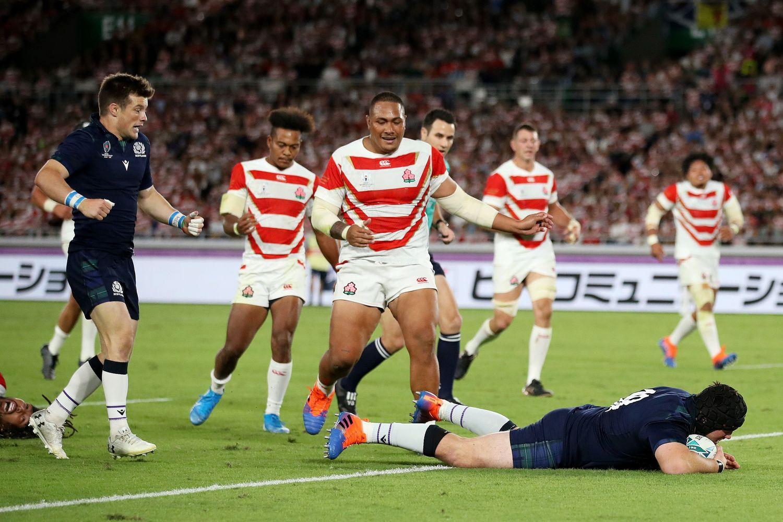 Japón vs Escocia - Rugby World Cup 2019: Grupo A