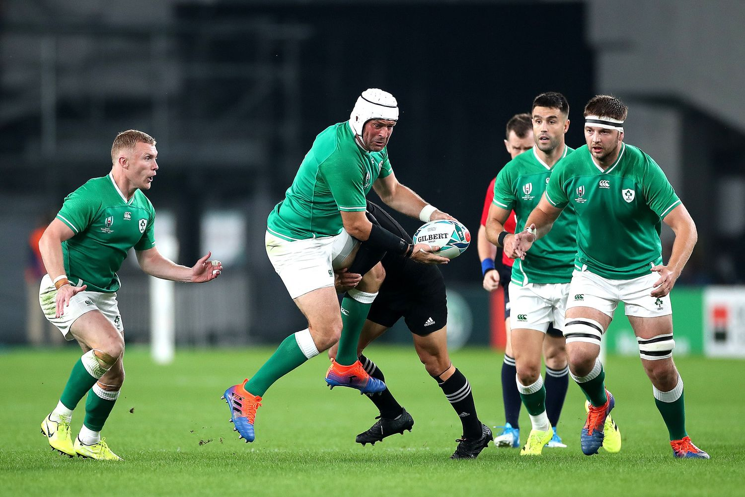 New Zealand v Ireland - Rugby World Cup 2019: Quarter-Final