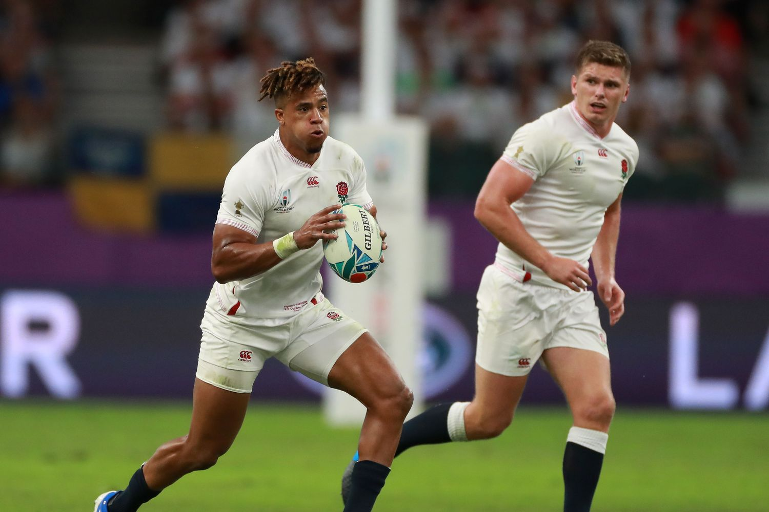 England v Australia - Rugby World Cup 2019: Quarter Final