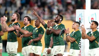 Japan v South Africa - Rugby World Cup 2019: Quarter Final