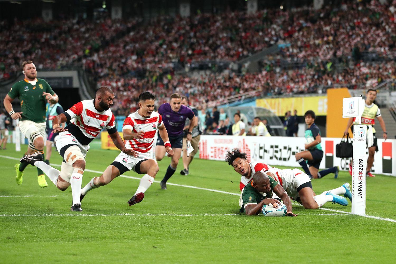 Japón vs Sudáfrica - Rugby World Cup 2019: Cuartos de final