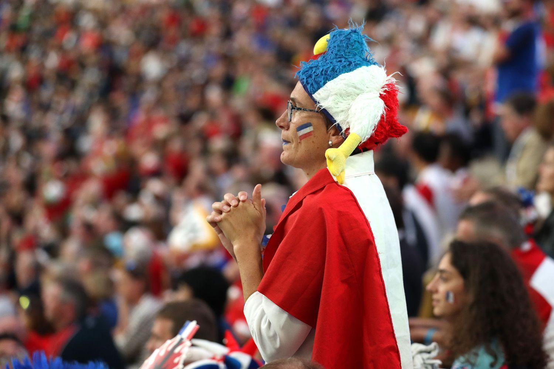 Pays de Galles v France, Coupe du Monde de Rugby 2019 : quart de finale