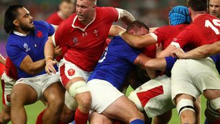 Wales v France - Rugby World Cup 2019: Quarter Final