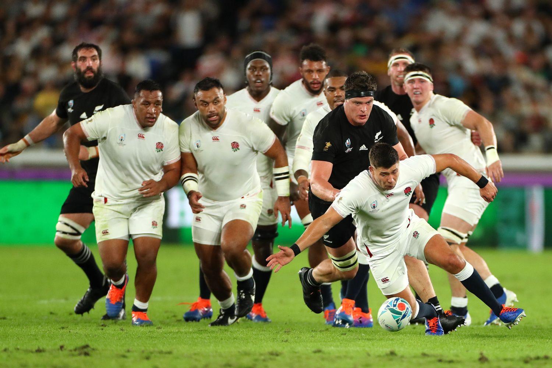 Inglaterra vs Nueva Zelanda - Rugby World Cup 2019: Semifinal
