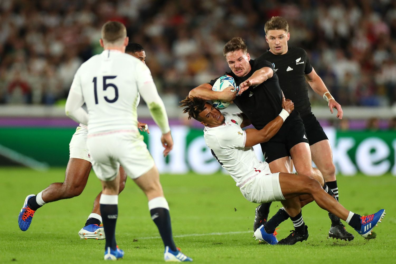 England v New Zealand - Rugby World Cup 2019: Semi-Final