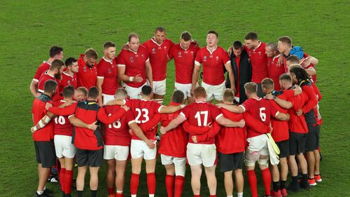 Wales v South Africa - Rugby World Cup 2019: Semi-Final