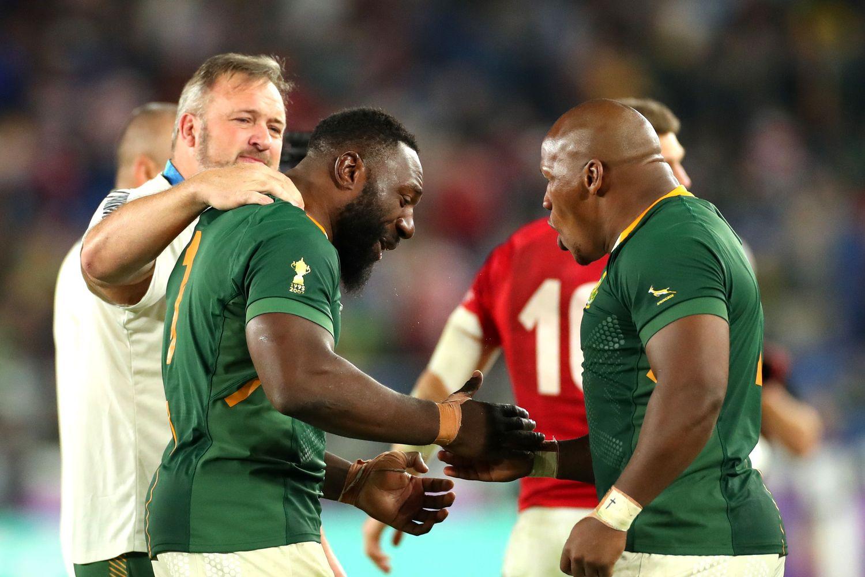 Pays de Galles - Afrique du Sud, Coupe du Monde de Rugby 2019 : Demi-finale