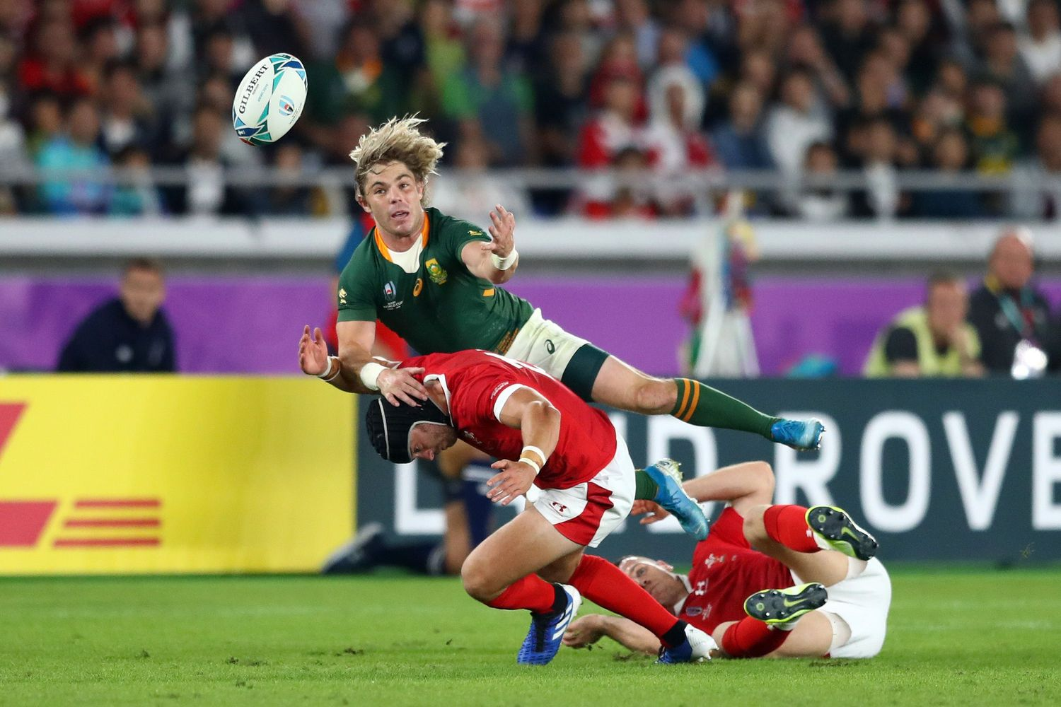 Gales vs Sudáfrica - Rugby World Cup 2019: Semifinal