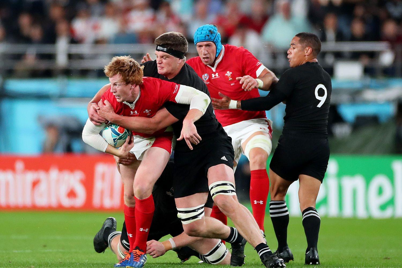 Nueva Zelanda vs Gales - Rugby World Cup 2019: Final de bronce