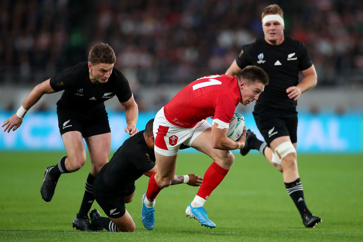 New Zealand v Wales - Rugby World Cup 2019: Bronze Final