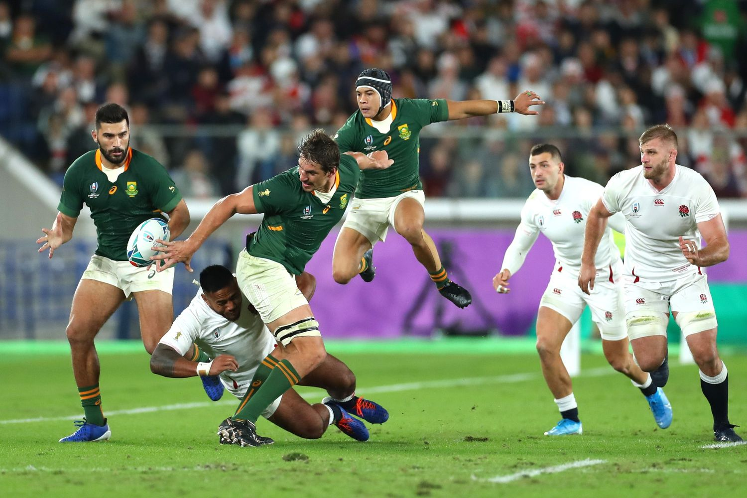 England v South Africa - Rugby World Cup 2019 Final