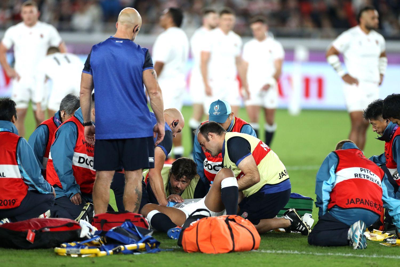 Angleterre v Afrique du Sud, finale de la Coupe du Monde de Rugby 2019
