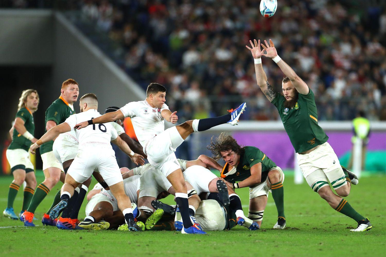 決勝戦: イングランド v 南アフリカ-ラグビーワールドカップ2019