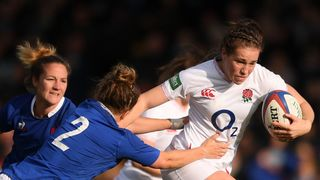 England Women v France Women - Quilter International