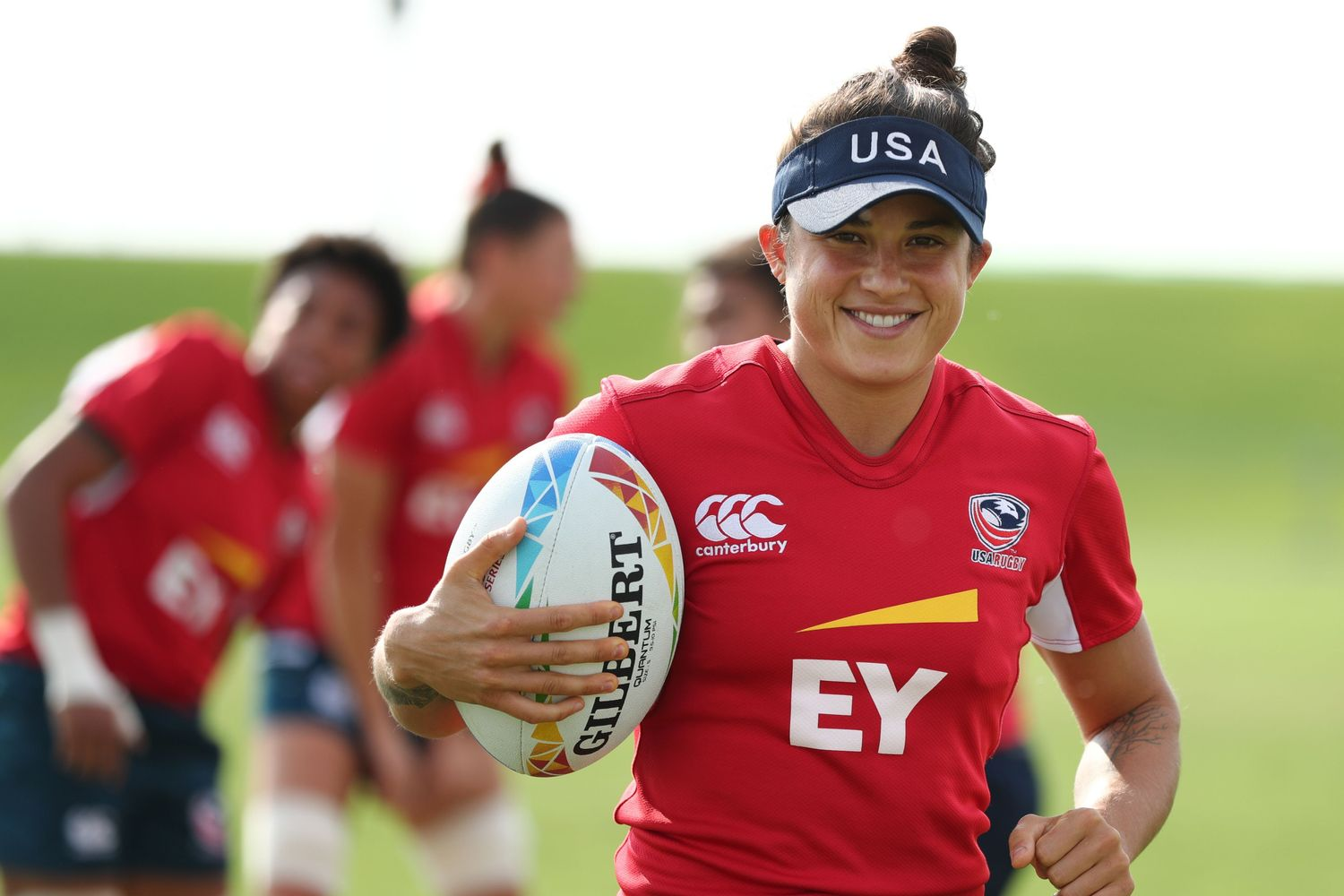 Dubai Emirates Airline Rugby Sevens 2019 - Women�s