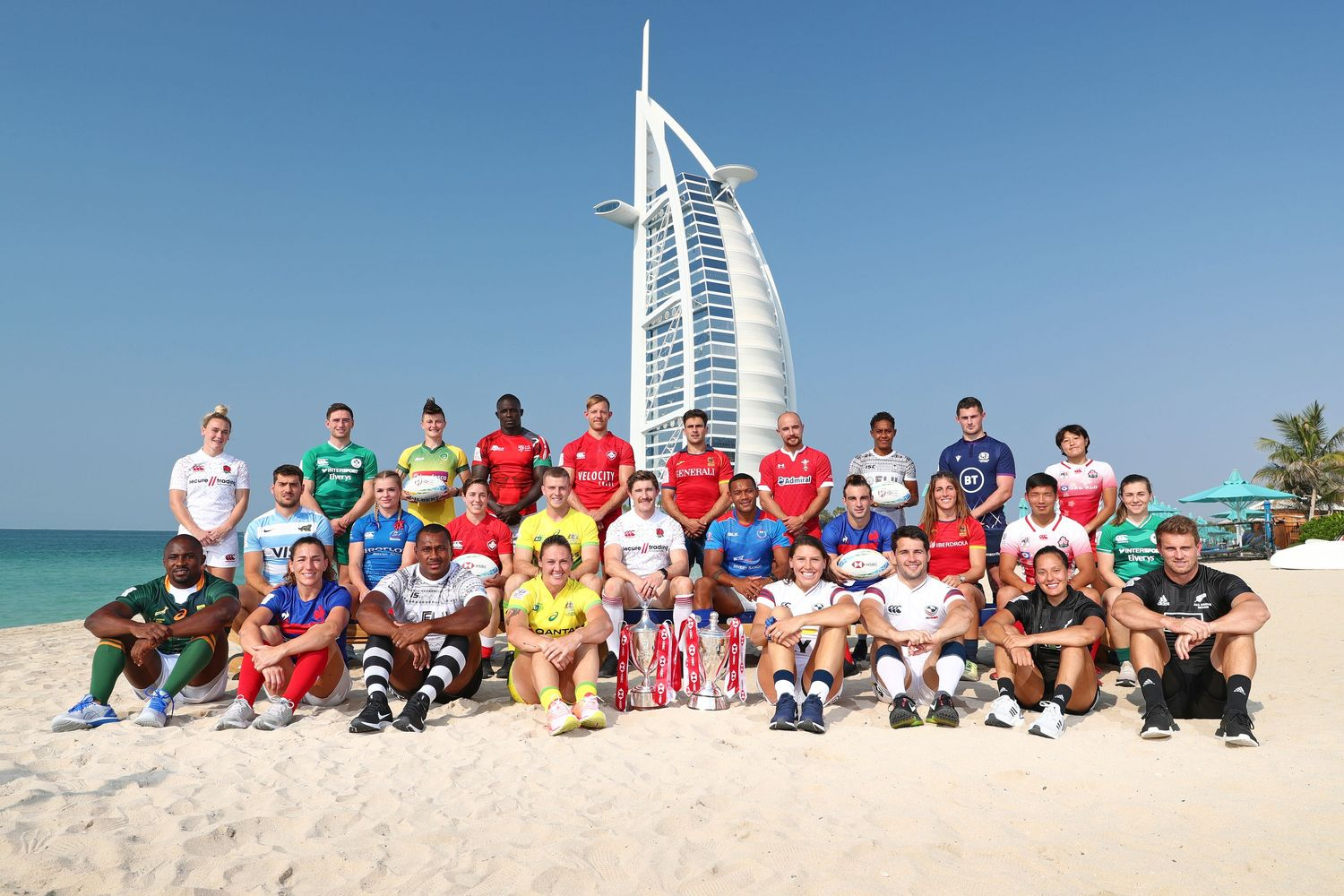 Dubai Emirates Airline Rugby Sevens 2019 - Men�s