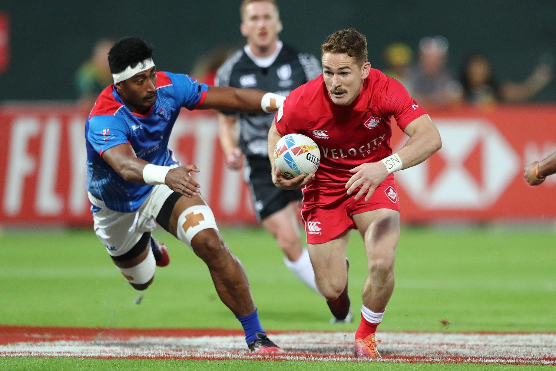 Emirates Airline Dubai Rugby Sevens 2019 - Men's