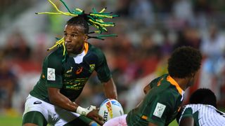HSBC World Rugby Sevens Series - Dubai: Day One