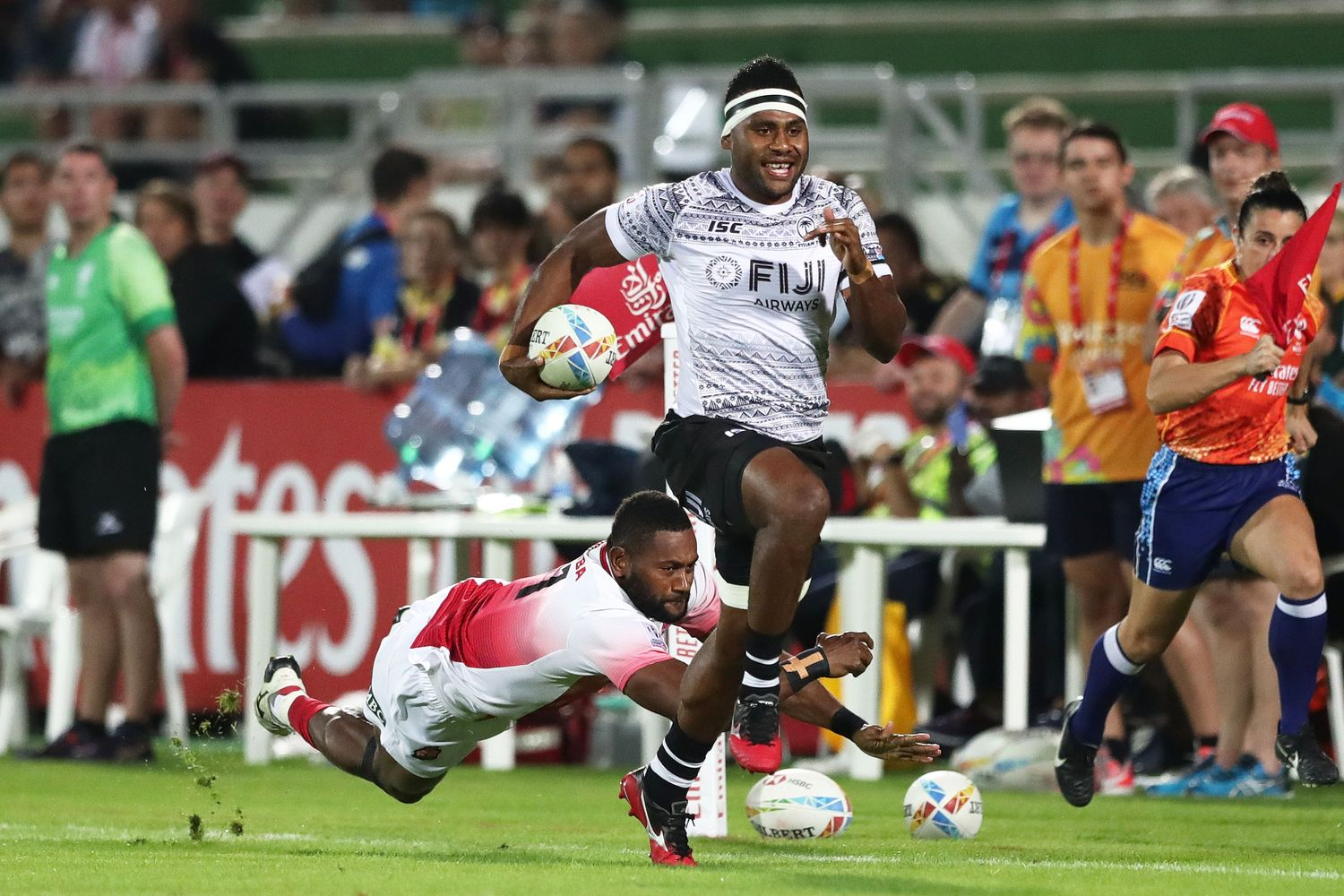 Emirates Airline Dubai Rugby Sevens 2019 - Men's