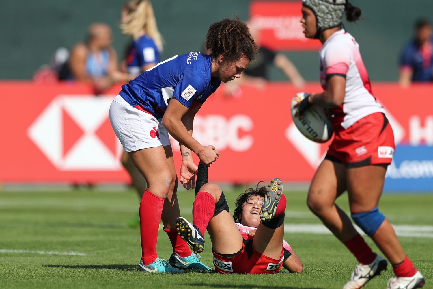 Emirates Airline Dubai Rugby Sevens 2019 - Women's