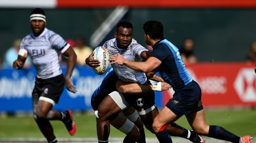 HSBC World Rugby Sevens Series - Dubai: Day Two