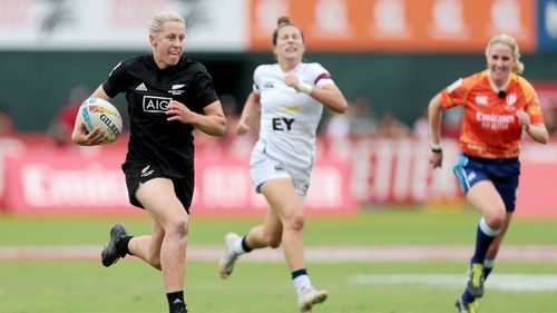HSBC World Rugby Sevens Series - Dubai: Day Three