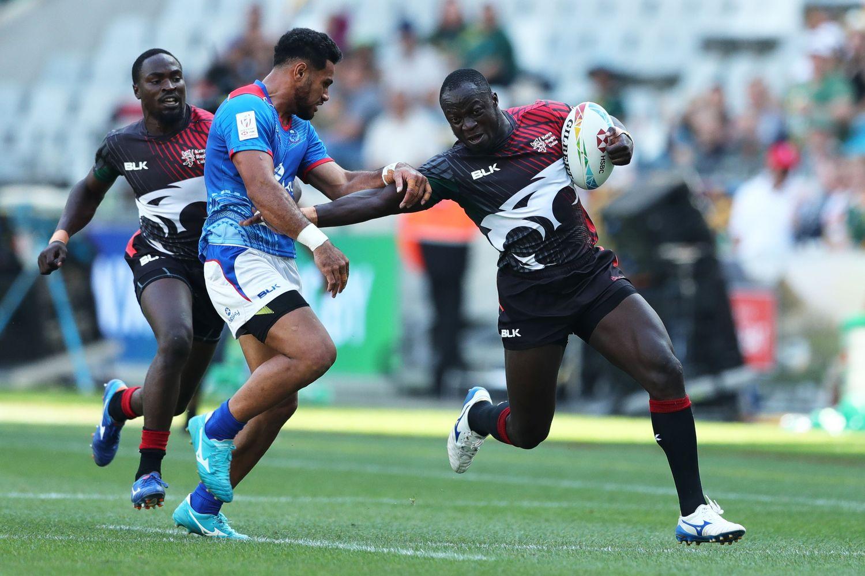HSBC Cape Town Sevens 2019 - Men's