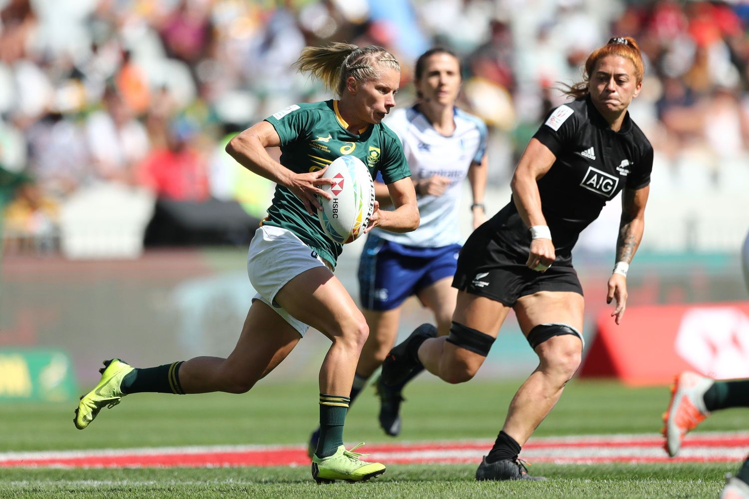 HSBC Cape Town Sevens 2019 - Women's
