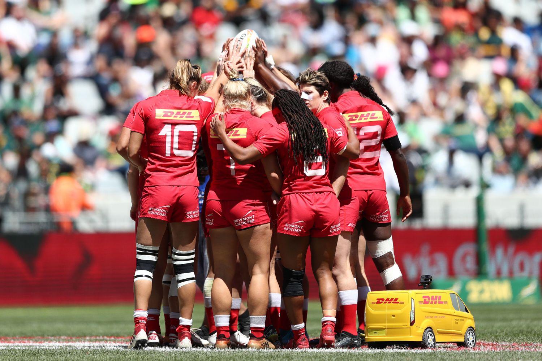 HSBC Cape Town Sevens 2019 - Women's