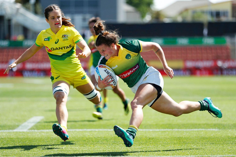 HSBC New Zealand Sevens 2020 - Women's