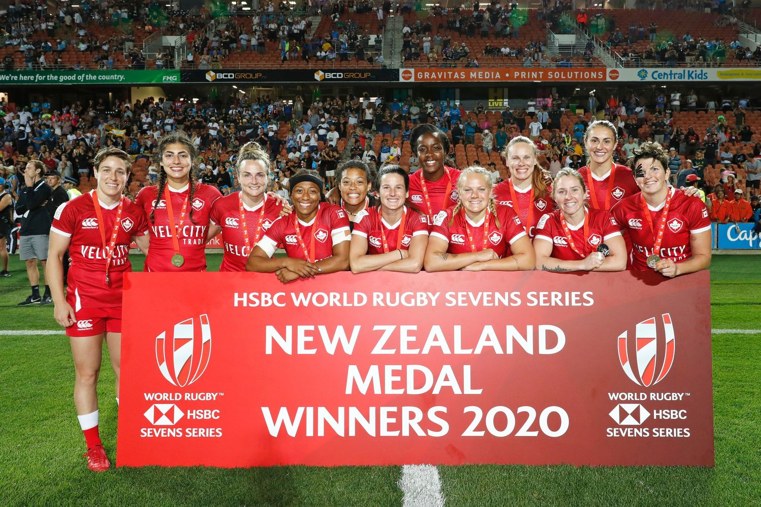 HSBC New Zealand Sevens 2020 - Women's