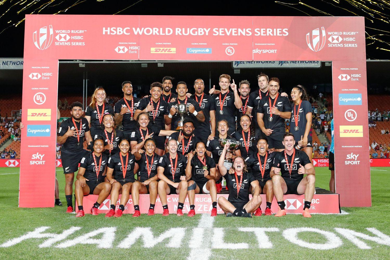 HSBC New Zealand Sevens 2020 - Men's