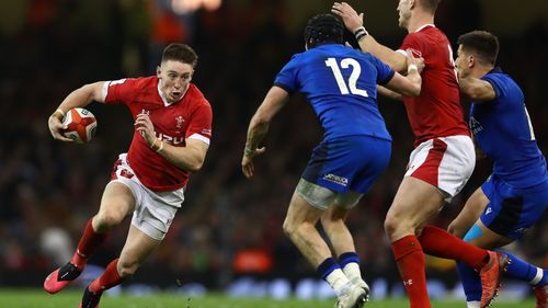 Wales v Italy - Guinness Six Nations
