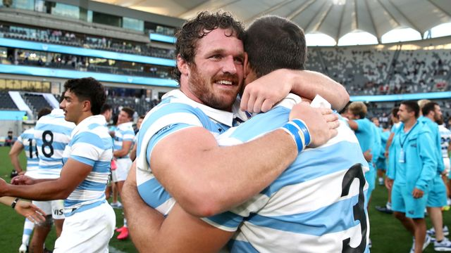 New Zealand v Argentina - 2020 Tri-Nations